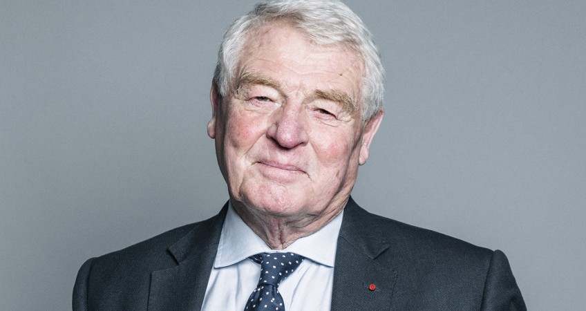Lord Ashdown - UK Parliament official portraits 2017