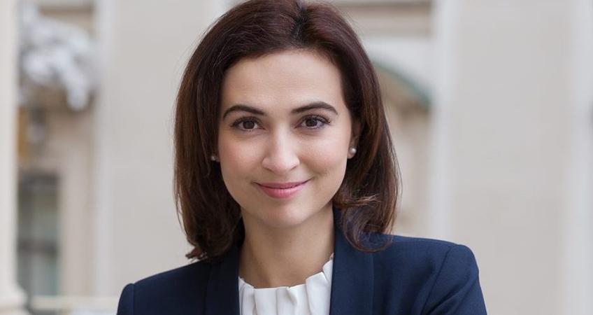 Inzko čestitao Almi Zadić na imenovanju za austrijsku ministricu pravde (Foto: Almazadic.at)